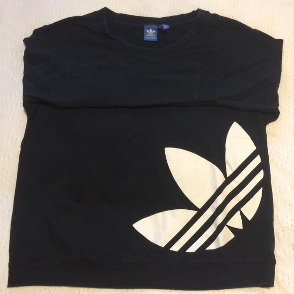 Adidas originals crew neck